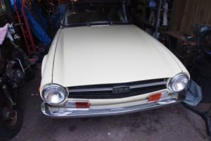 Triumph TR6 1971 Convertible Iconic British Muscle CAR in NSW