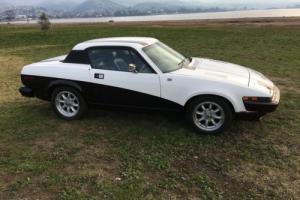 1981 Triumph TR7 Coupe
