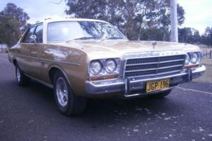 1977 Chrysler Valiant Regal CL SE in NSW