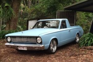 VC Valiant UTE in QLD