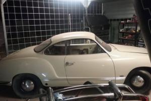 VW Karmen Ghia MAY Suit Kombi Collector in QLD