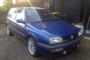 VW Golf MK3 2LTR 5 Speed Manual NOW Selling With VIC RWC