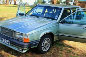 1982 Volvo 760 GLE V6 Manual Only RHD 6 CYL Manual Left IN THE World in NSW