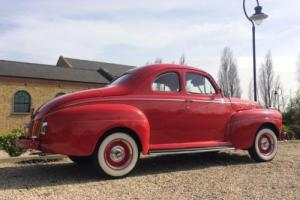 1941 Ford Super Deluxe Coupe - Flathead V8 - American