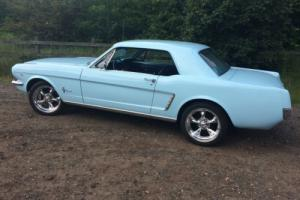 Ford Mustang 260 V8 Coupe