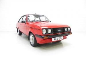 A Formidable Ford Escort Mk2 RS2000 Custom in Original Condition