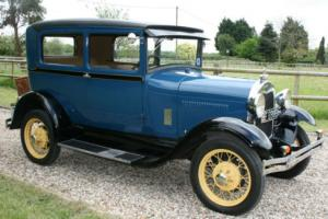 Ford Model A Tudor RHD 3.3