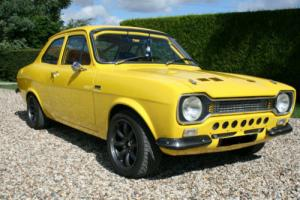 Ford Escort MK1 Cosworth. Built for speed
