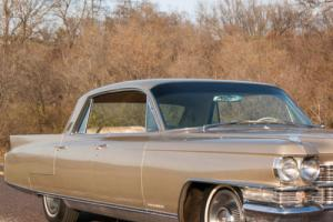 1963 Other Makes Fleetwood