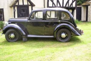 1936 HILLMAN MINX MAGNIFICENT 2 OWNERS FROM NEW THE CONDITION IS SUPERB