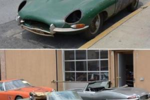 Jaguar e type 1965 roadster, matching numbers, BARGAIN BARGAIN BARGAIN !!!!! Photo