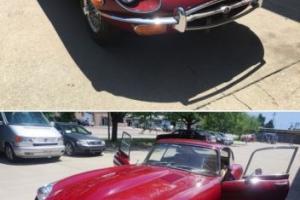 Jaguar E type 1970 fix head coupe, 1 owner since new, 43k miles, pristine car! Photo