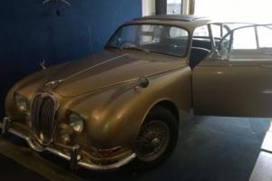 """Genuine One owner 1966 'S' type Jaguar """"Lovely little gem"""""""
