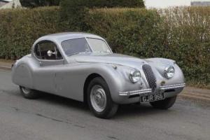 1954 JAGUAR XK120 FHC