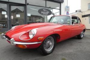 Jaguar E-Type S2 MANUAL