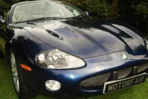 2003 Jaguar XKR 4.2 S/Coupe auto,Sat/Nav 65,000 miles Service history,