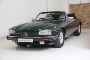 Jaguar XJS V12 Convertible Photo