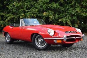 Jaguar E Type Photo