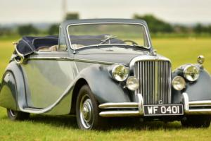 1950 Jaguar Mark V 3.5 Litre