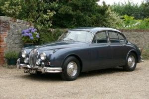 1962 Jaguar Mk II 2 3.4 MOD