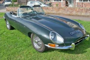 1967 Jaguar E-Type 4.2 Series 1 Photo
