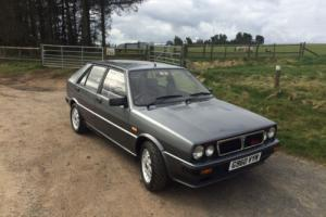 1990 LANCIA DELTA HF TURBO IE GREY