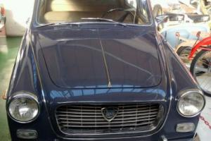 LHD 1959 Lancia Appia suicide Doors 1 day SALE £11500