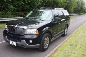 LINCOLN NAVIGATER 2004 7 SEATER 4X4