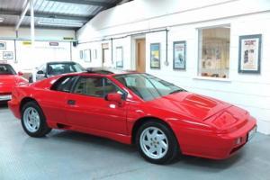 1990 G Lotus Esprit 2.2 X180 - Bright Red