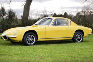1973 LOTUS ELAN +2S 130/5 Photo