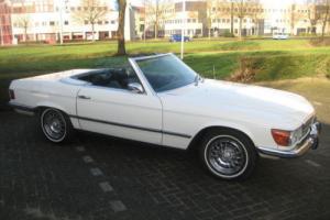 Mercedes 450 SL Automatic Hard Top / Soft Top