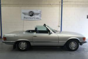 STUNNING MERCEDES SL280 1984 2 PREVIOUS OWNERS EXCEPTIONAL CONDITION
