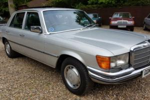 1979 Vreg Mercedes-Benz 350SE W116 Aircon 75,000Miles Photo