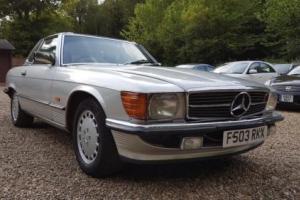 1989 Freg Mercedes-Benz 420 420SL auto SL R107 Not 300SL 500SL 92000miles