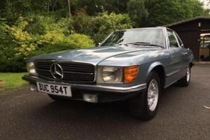 MERCEDES BENZ 350SL R107