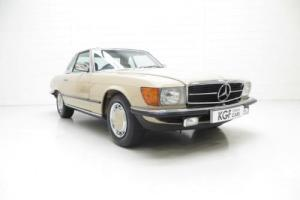 Absolutely One of the Best, Our Mercedes Benz 380SL R107 with Just 18,971 Miles.