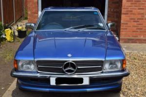 Mercedes 1979 450SL V8 R107