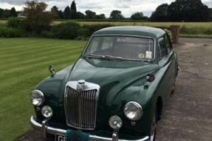 MG Magnette ZA 1955 British Racing Green