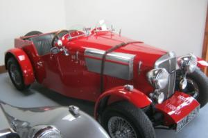 MG/JC 1930S RE-CREATION, RACE CAR!! WIRE WHEELS TO MUCH TO LIST SEE DETAILS