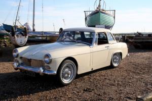 MG Midget 1966 Highly Sought After Hard Top-Immaculate