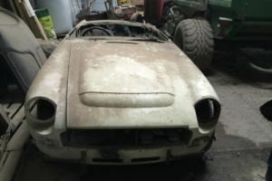 MGC ROADSTER PROJECT