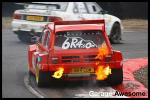 MG Metro 6R4 - Twin Turbo