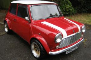 1990 MINI 1000 Red/White. Low mileage. Good home needed. Photo