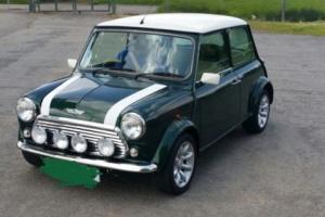 Classic Rover Mini Cooper Sport 2000 ****1091 miles 1 owner****