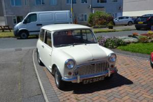 Mini classic 1966 mark 1 super deluxe