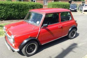 rover mini mayfair 1275 auto