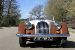 1971 MORGAN 4/4 2 SEATER