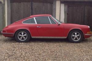 1971 Porsche 911T original paint
