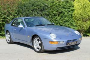 1993 Porsche 968 3.0 Coupe Horizon Blue