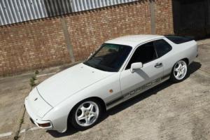 Porsche 924 Lux